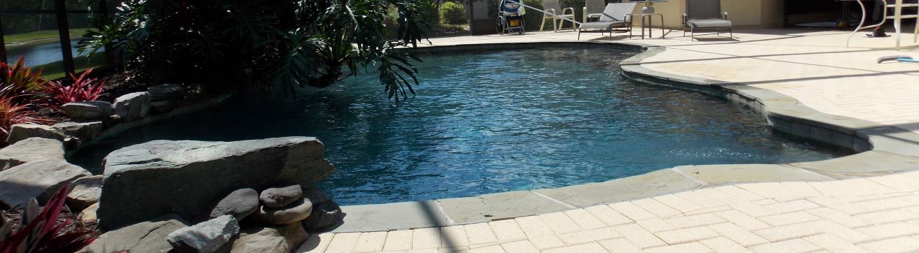 Swimming Pool Building Remodeling Cleaning Creative